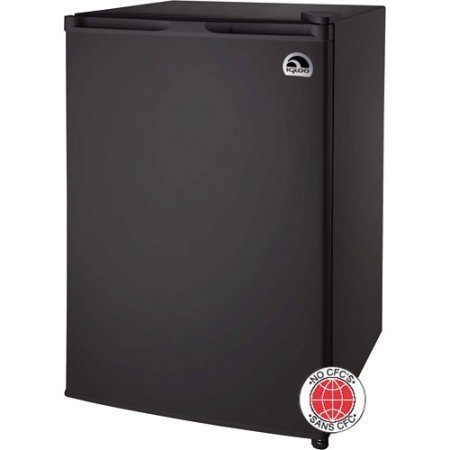 Igloo 2.6-cu ft Refrigerator, Black Capacity: 2.6-cu ft (Wine Refrigerator Magic Chef compare prices)
