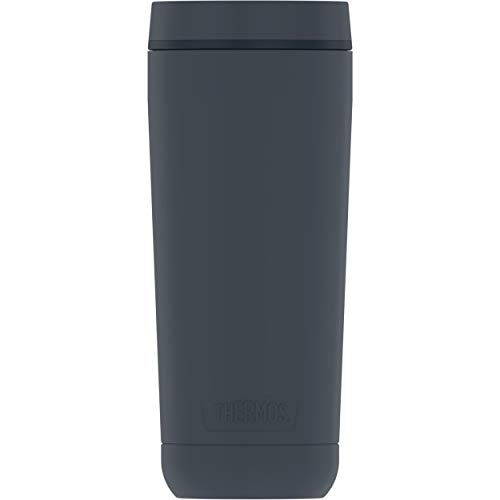 Guardian Collection by Thermos 18 Ounce Stainless Steel Travel Tumbler, Slate