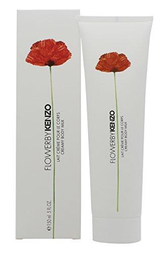 Kenzo Flower Creamy Body Milk 150ml / 5oz. For Women ()