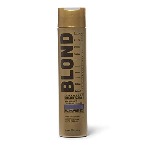 Blond Brilliance Temporary Color Care Ash Lathering Tone