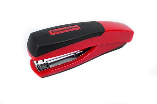 Ergonomic Full Strip Desktop Stapler, PraxxisPro Ionic Grip