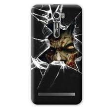 Case Asus Zenfone 2 Laser ZE500KL / ZE 500 KL Horreur - Zombie noir