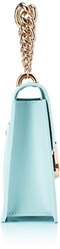 Mano Mujer Chicca Marina Bolso 8679 Turquesa De Borse marina R77WfX1Aw
