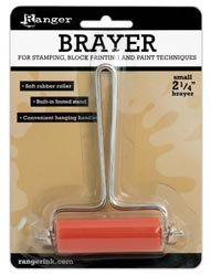 Bulk Buy: Ranger Inky Roller Brayer Small 2 1/4'' BRA09870 (2-Pack) by Ranger Ink