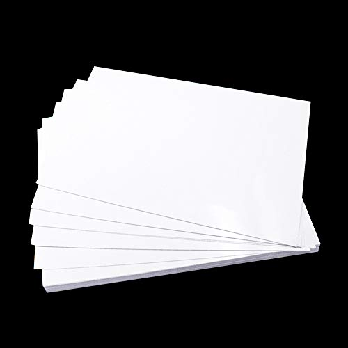Printing Paper A4 Inkjet Double Sided Gloss Multi Purpose Quick Dry Durable Smooth For Menu Picture Coated Paper(180g)