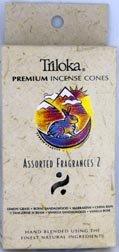 Triloka Incense Cones - Assorted Fragrances Group 2
