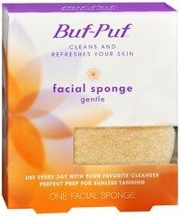 AliMed Facial Sponge Buf-Puf Polyurethane Binder Polyeste...