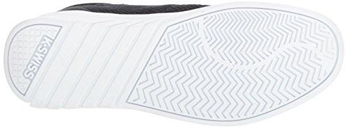 K-swiss Dames Aerodynamische Trainer T Sneaker Zwart / Wit