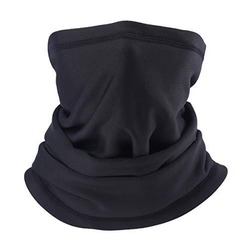Arcweg Colsjaal voor dames en heren, elastisch, multifunctionele doek, winddicht, warme fleece gevoerd, nekwarmer voor…