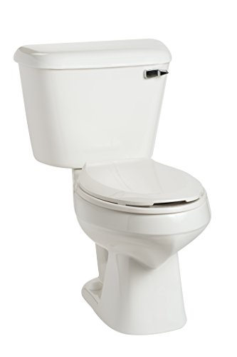 Mansfield Plumbing 135.160RH.WHT Alto Elongated Front Toilet, White
