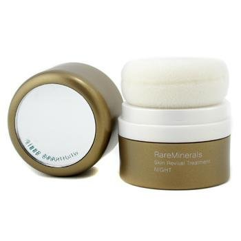 Rareminerals Skin Treatment - Exclusive By Bare Escentuals RareMinerals Skin Revival Treatment (Night )- Clear 4.2g/0.15oz