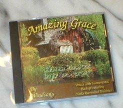 AMAZING GRACE Audio CD - Windsong (Oldtime Gospel and Inspirational Favorites - Vocal & Instrumental Backup including Ozark Hammered Dulcimer) ()