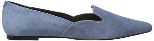 Hilfiger Donne A1285lanna 8b Ballerine Chiusi Blue (jeans 013)