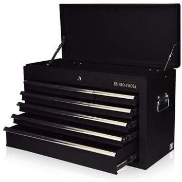 US PRO TOOLS - Caja de herramientas portátil con 6 cajones ...