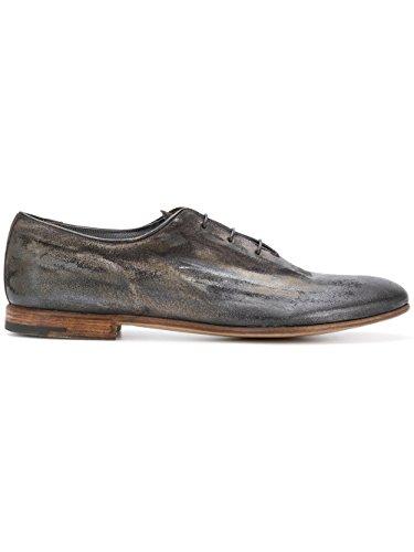 Cuir Gris Marron Lacets 31231STARGRUNGECUOIO PREMIATA À Chaussures Homme WRqwPxnfI