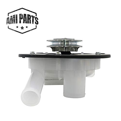 (AMI PARTS 21001906 Washer Pump Replacement for Whirlpool, Admiral)