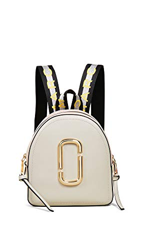 Marc Jacobs Women's Pack Shot Marc Jacobs Backpack, Dust Multi, One - Marc Cowhide Jacobs Leather