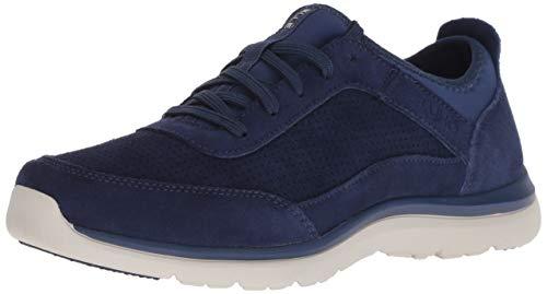 Ryka Women's ELLE Walking Shoe, Medium Blue, 8.5 M US