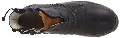 Rovers Donna Edelbotte Hurricane jeans Jeans Blu Stivaletti qrrSEd