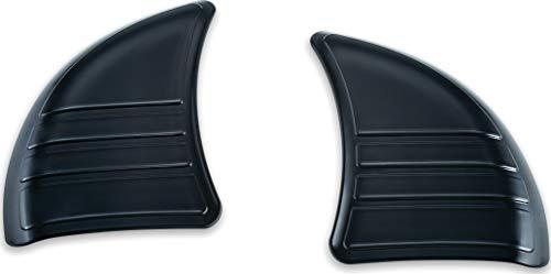Kuryakyn 6979 Tri-Line Gloss Black Fairing Cover Plate