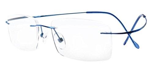 Eyekepper Titanium Rimless Eyeglasses Women - Frames Women For Rimless