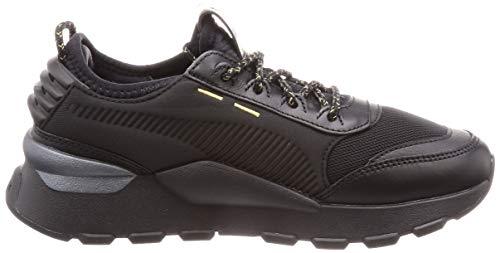 Unisex 0 Zapatillas puma Adulto Black Rs Puma Negro Black puma Trophy IHBq5
