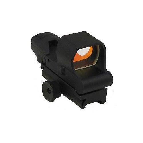 Aimshot Reflex Sight Multiple Reticle
