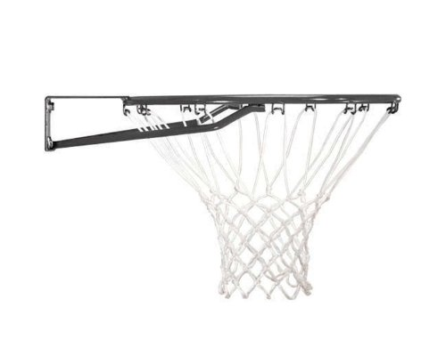 081483012698 - Lifetime 1269 Pro Court Height Adjustable Portable Basketball System, 44 Inch Backboard carousel main 2