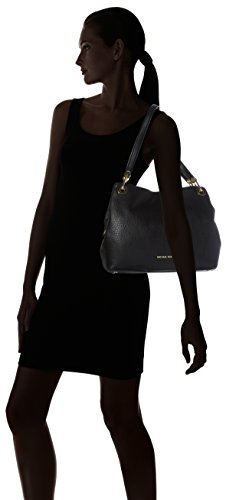 Michael Kors Raven Large Shoulder Tote, Black