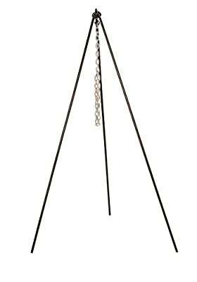 Lodge 5TP2 Tall Boy Tripod ,Black