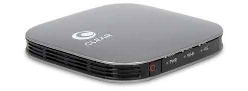 CLEAR Spot Voyager IFM-910CW 4G Wireless Hotspot by Clear
