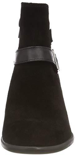 Uni Stivaletti 25010 7 Tamaris 21 black Nero Donna qYRwFU