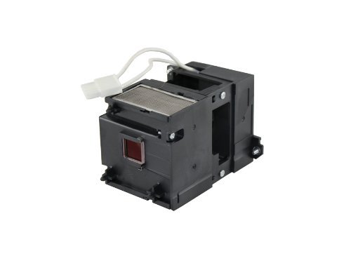 Battery1inc SP-LAMP-009 Replacement Lamp with housing for INFOCUS SP4800 X1 X1A C109 ASK C110 IBM iLV300 A+K AstroBeam S130 TOSHIBA TDP-MT100 TDP-MT101 DUKANE ImagePro 7100HC GEHA Compact 107 Series Projectors