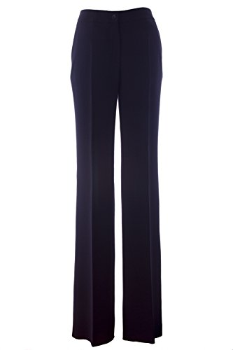 max-mara-womens-benare-wide-leg-trousers-sz-8-navy-blue