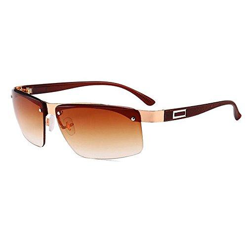 Meetyou Men's Driving Sunglasses Polarized Glasses Sports Eyewear Fishing Golf Goggles,Doubletea