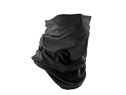 Resistant Neck Gaiter (DRIFIRE CAT2 Flame Resistant Cold Weather Neck Gaiter Black, Universal)