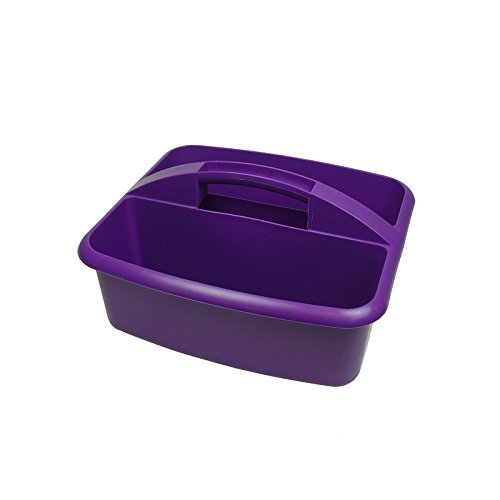 ROMANOFF PRODUCTS LARGE UTILITY CADDY PURPLE (Set of 6) by Romanoff