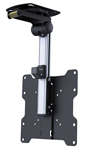 Kuma Tv Ceiling Folding Mount Bracket With 110 Degree Tilt