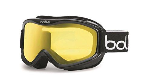 Bolle Mojo Snow Goggles (Shiny Black, Lemon)