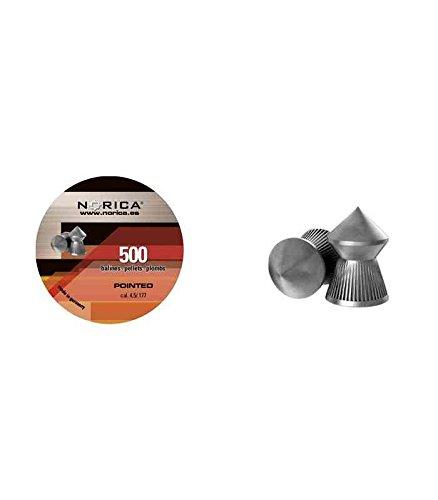 Balín 4.5 Pointed 500 Und. NORICA