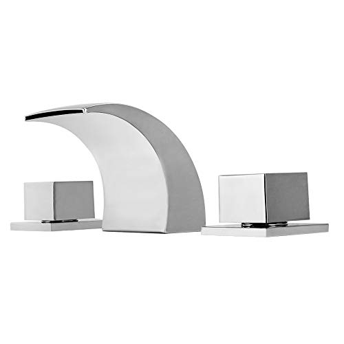 Bath Faucet With Led Light in US - 4