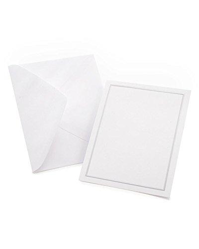 Platinum Studios - GARTNER Studios 60024 White Platinum 50 Count All Purpose Cards
