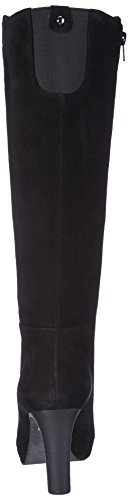 Boots Cold Belmondo 70323701 Length Schwarz Women's Lined Black Classic Half Nero 1ERXqRA