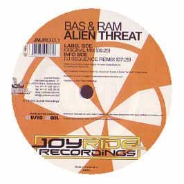 Bas and Ram Alien Threat