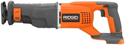 RIDGID 24V 18V Max Select XLi Lithium-Ion Cordless Reciprocating Saw R8541 bare tool, battery and charger not included