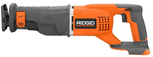 RIDGID 24V/18V Max Select XLi Lithium-Ion Cordless Reciprocating Saw R8541 (bare tool, battery and charger not included)