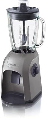 Philips HR2800 500 W con jarra de cristal de 2 l y espátula ...