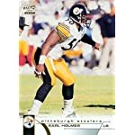 0e458b9dacb Earl Holmes Signed - Autographed Pittsburgh Steelers 8x10 inch Photo ...