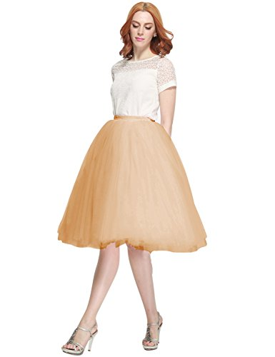 full tulle skirt - 8