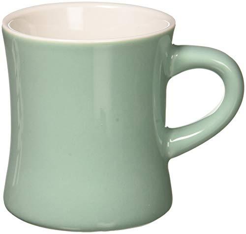 Abbott Collection 27-AVENUE-04-MINT Diner Look Mug-Mint-4